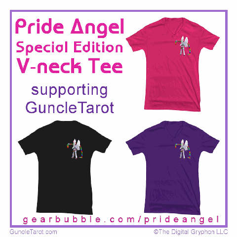 Pride Angel Shirt