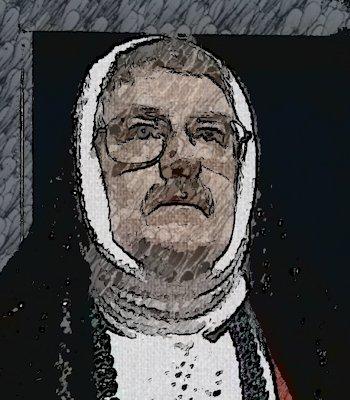 Portrait of Sister Flirt
